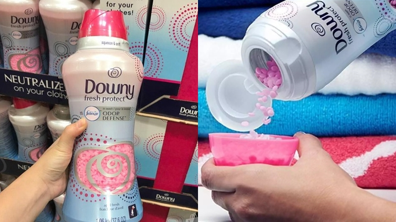 Downy Fresh Protect Active Fresh Scent Booster Beads
