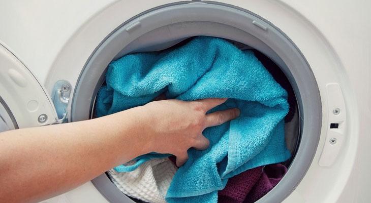 Giặt đúng khối lượng quần áo