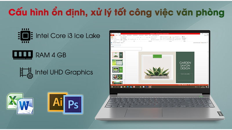 Lenovo ThinkBook 15IIL i3