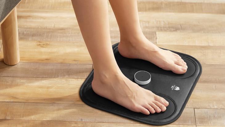 Thảm massage chân đem lại nhiều lợi ích đối với sức khỏe