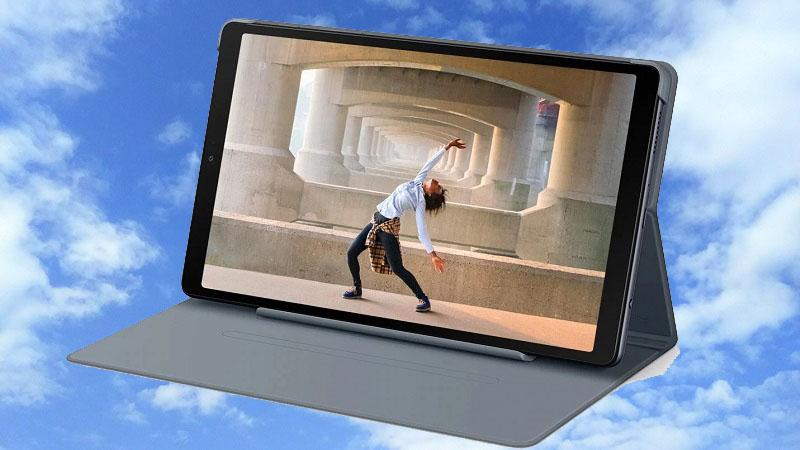 Chưa ra mắt nhưng Samsung đã bất ngờ đăng tải phụ kiện dành cho Galaxy Tab A7 Lite, giá rẻ mà trông 'chất phết'