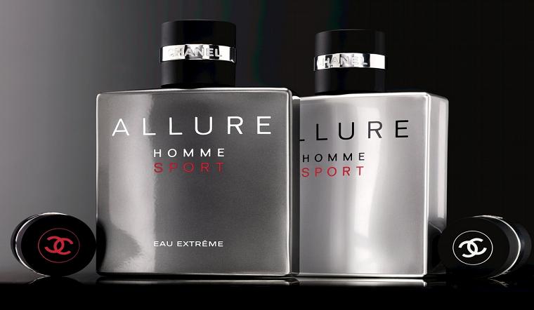 Cách phân biệt nước hoa Chanel Allure Homme Sport thật và giả