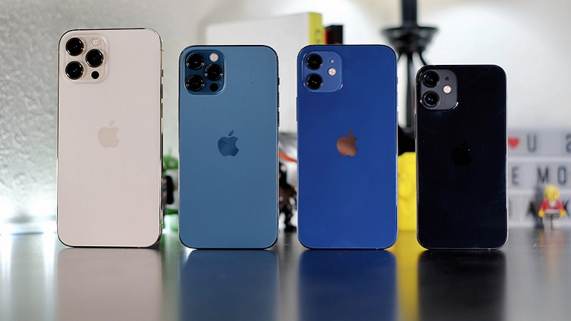 Ảnh minh họa iPhone 12 Series