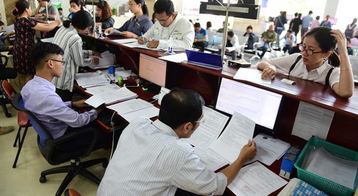 Đăng ký trực tiếp tại cơ quan thuế