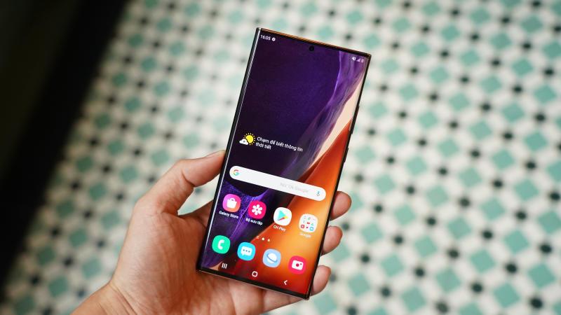 Galaxy Note 20, Note 20 Ultra hàng đổi trả tại Thế Giới Di Động giá bằng một nửa so với giá gốc, quá hời cho SamFans