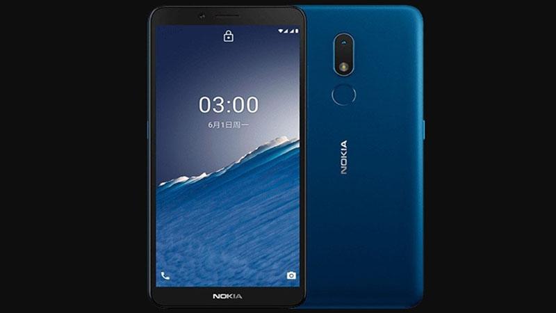 Nokia C01 Plus minh họa