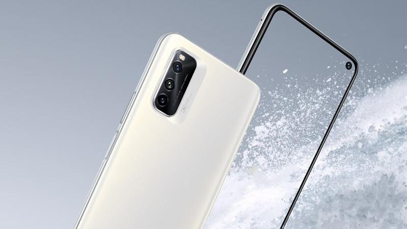 iQOO Neo5 Vitality Edition lộ ảnh render chính thức trước ngày ra mắt