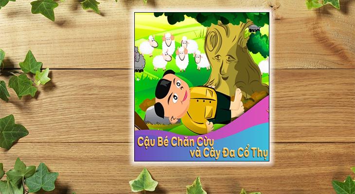 Truyện ngắn Cậu bé chăn cừu và cây đa cổ thụ