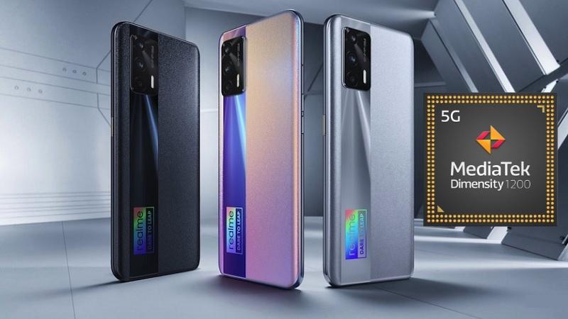 Realme X7 Max 5G được ấn định thời điểm ra mắt, dự kiến dùng chip Dimensity 1200 mới, màn hình 120Hz, sạc nhanh 50W