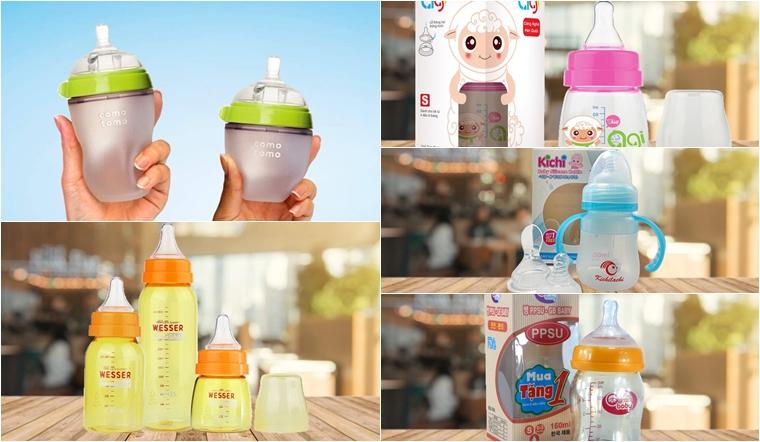 Top 5 thương hiệu bình sữa Hàn Quốc nổi tiếng được mẹ bỉm sữa tin dùng