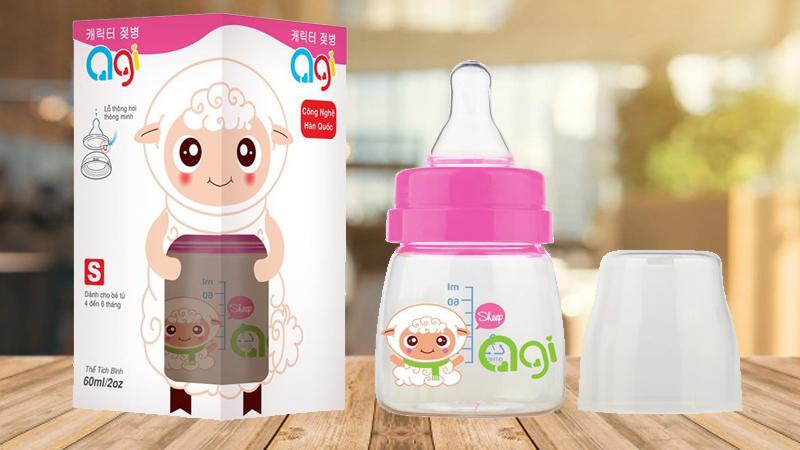 Bình sữa Agi Hàn Quốc
