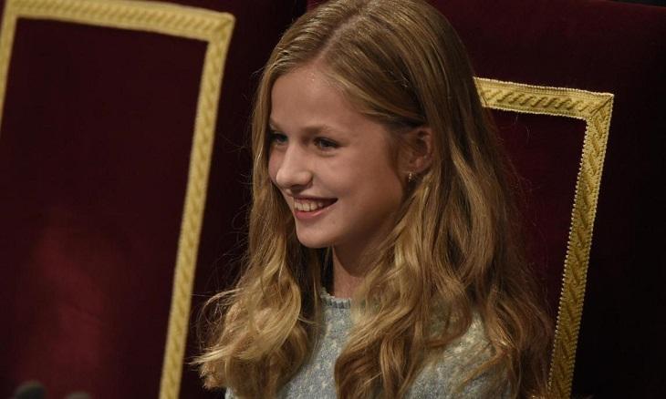 Công chúa Tây Ban Nha Leonor