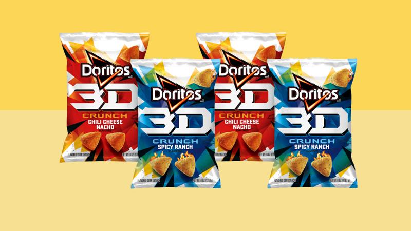 Snack Doritos