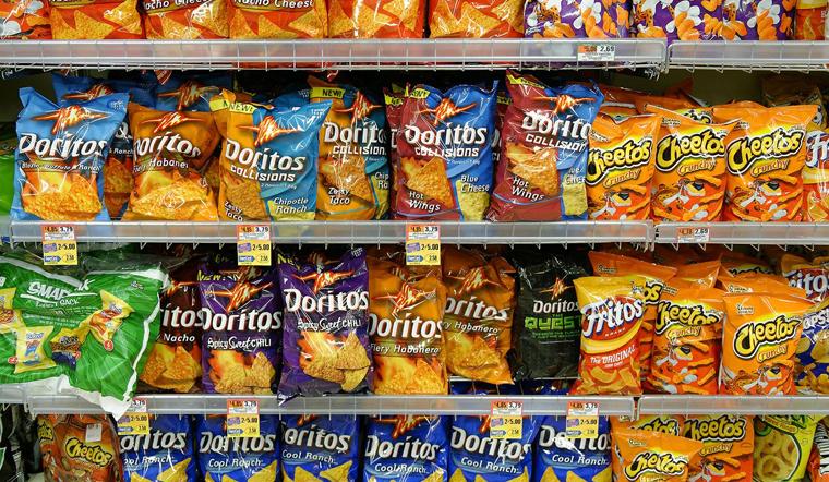 Các loại bánh Snack của Mỹ được yêu thích trên toàn Thế giới