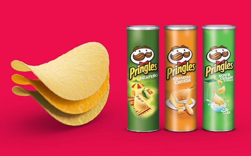 Thương hiệu Pringles