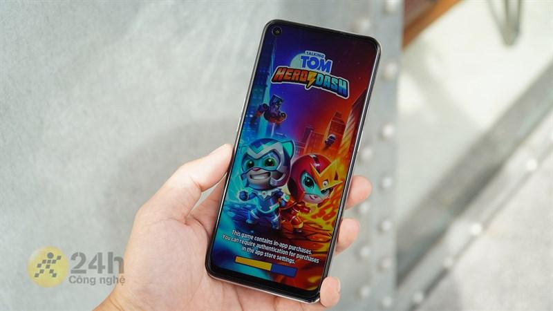 OPPO A74 5G có mang lại trải nghiệm chiến game án tượng