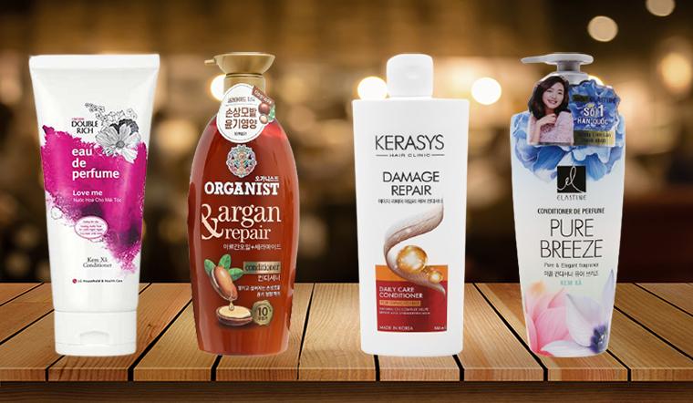 4 thương hiệu dầu xả Hàn Quốc giúp tóc mượt mà chỉ trong vài lần sử dụng