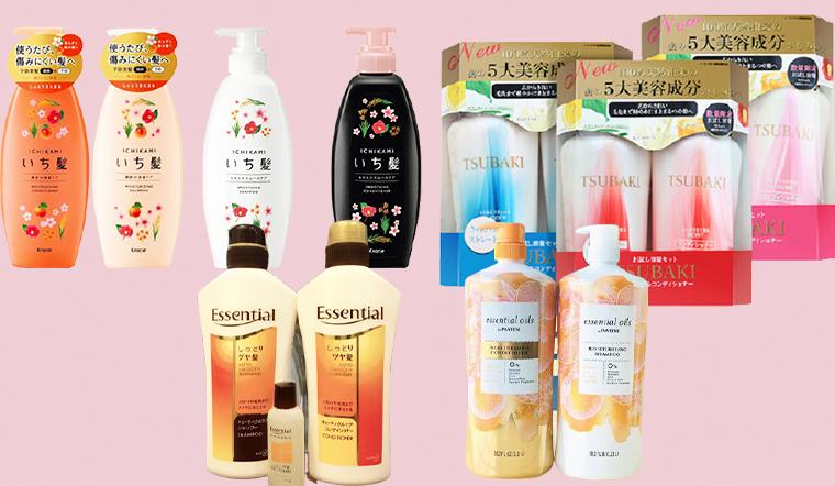 3 thương hiệu dầu xả Nhật được nhiều người sử dụng nhất