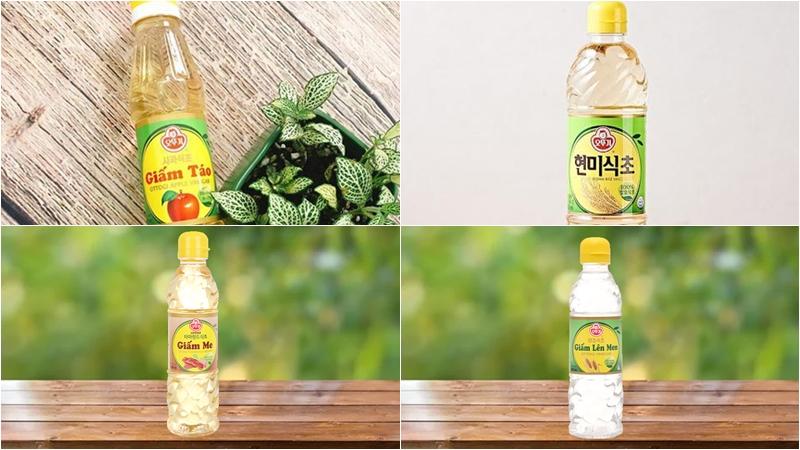 Giấm Ottogi Hàn Quốc