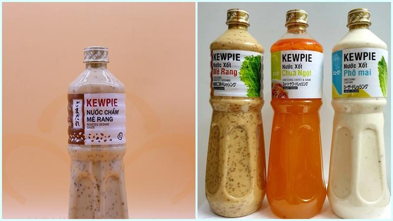 Nước chấm Kewpie