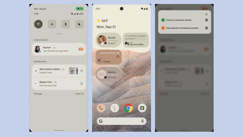'Đổ đứ đừ' với bộ hình nền Android 12 vừa bị rò rỉ, bạn đã tải chưa?