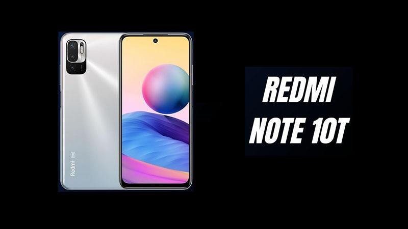 Redmi 10T sắp ra mắt