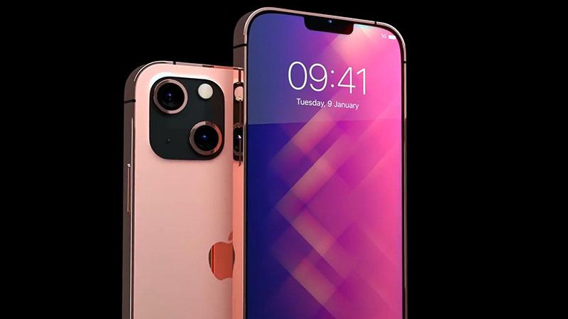 Mẫu thiết kế iPhone 13 của ConceptsiPhone
