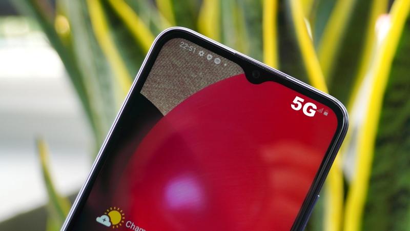 Galaxy A22 5G lộ giá bán, có thể nói đây sẽ là chiếc smartphone 5G giá rẻ nhất của Samsung
