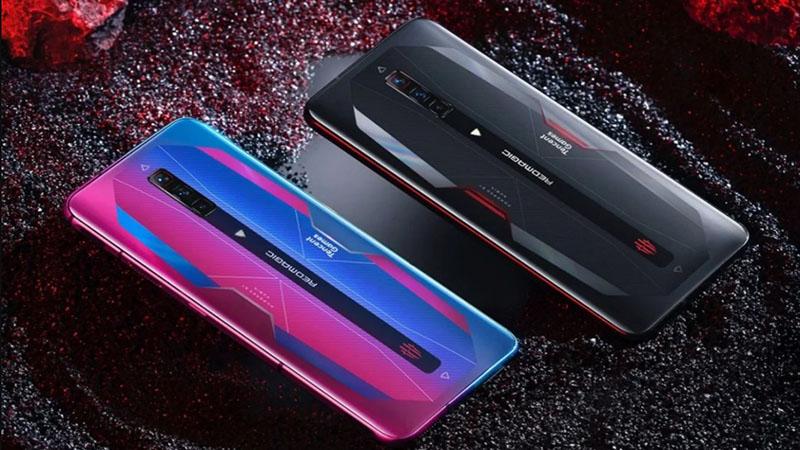 Numbia Red Magic 6R