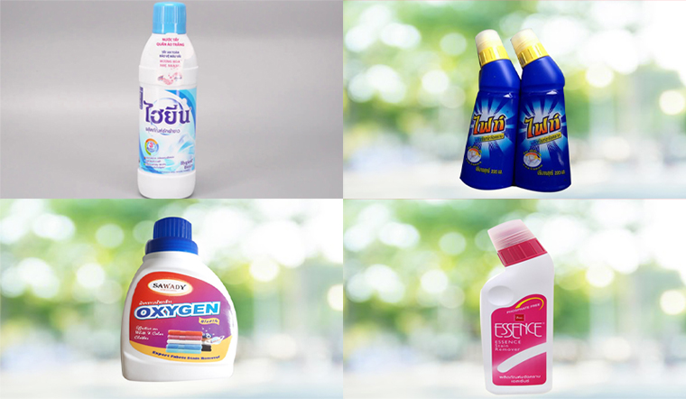 5 nước tẩy quần áo Thái Lan tốt nhất, không lo vết bẩn bám trên quần áo