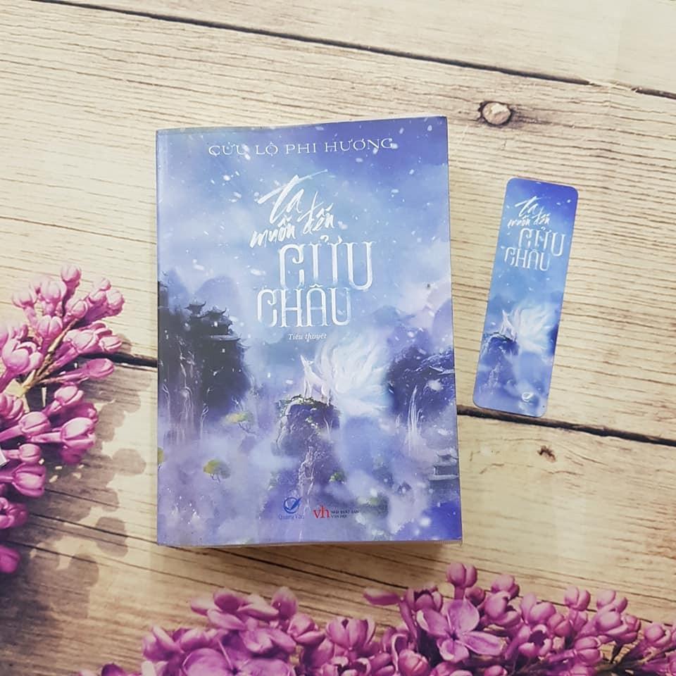 Tiểu thuyết Ta muốn đến Cửu Châu - Cửu Lộ Phi Hương
