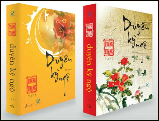 Tiểu thuyết Duyên kỳ ngộ – Trang Trang