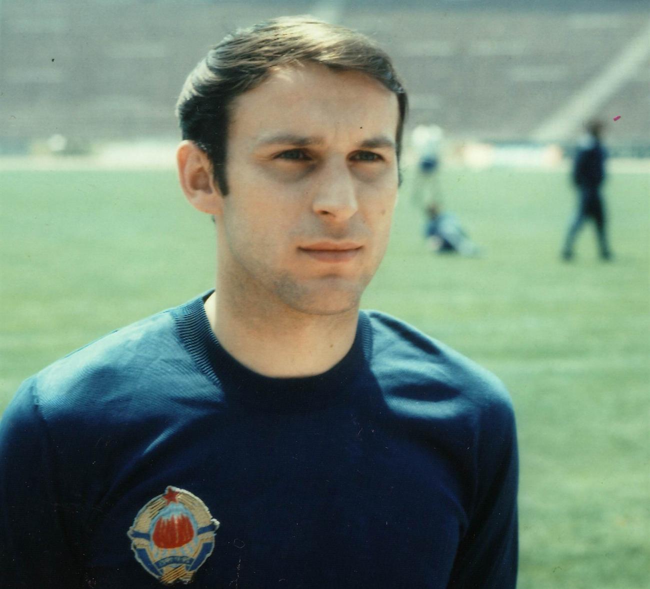 Cầu thủ Dragan Dzajic