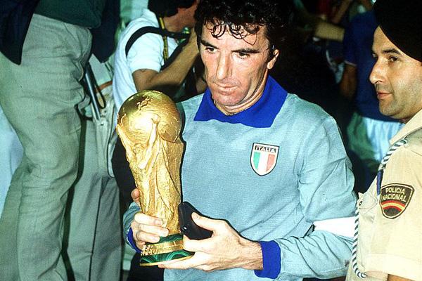 Cầu thủ Dino Zoff