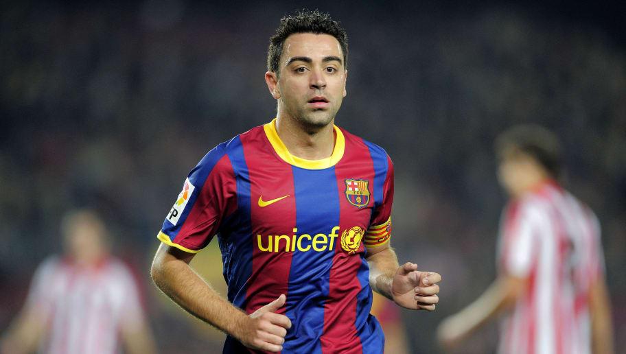 Cầu thủ Xavi
