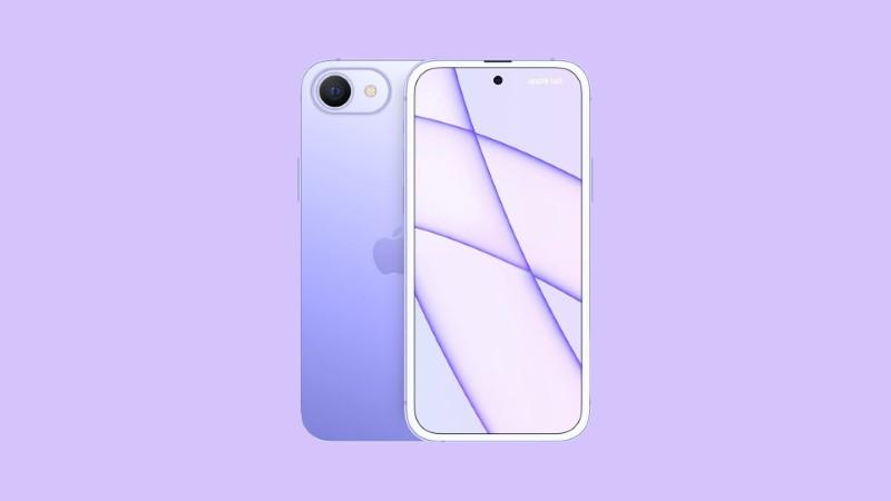 Concept iPhone SE 2023