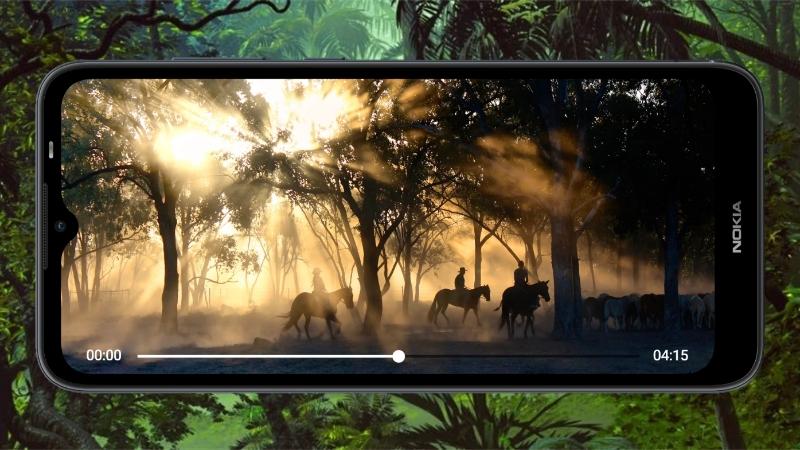 Nokia C20 Plus lộ thông số cấu hình trên Geekbench: RAM, pin và camera đều được nâng cấp so với Nokia C20