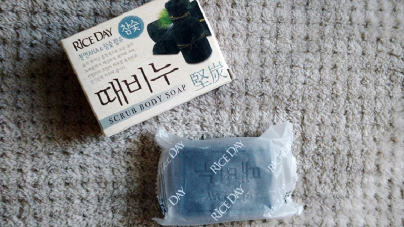 Xà bông Rice Day Hàn Quốc