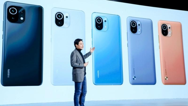 Quý 1/2021: Xiaomi xuất xưởng hơn 49.4 triệu smartphone trên toàn cầu, riêng Mi 11 5G và Redmi K40 bán chạy như tôm tươi