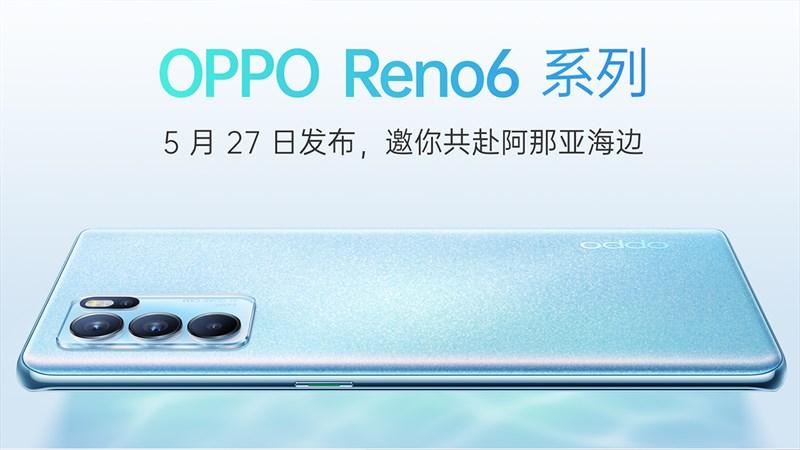 OPPO Reno6 Pro đã chính thức ra mắt