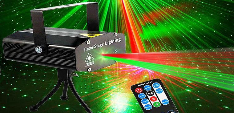 Ứng dụng máy chiếu laser trong sân khấu