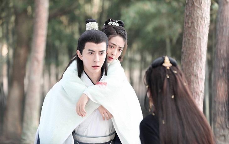 Minh Nguyệt Từng Chiếu Giang Đông Hàn - The Moon Brightens For You (2021)