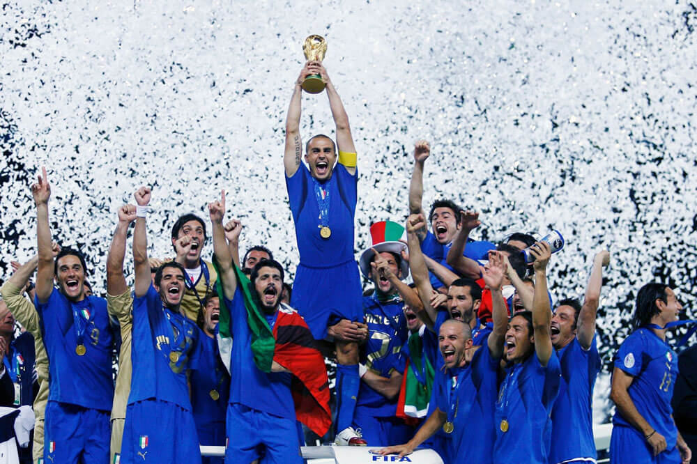Lần vô địch EURO duy nhất tới giờ của Italia diễn ra vào năm 1968