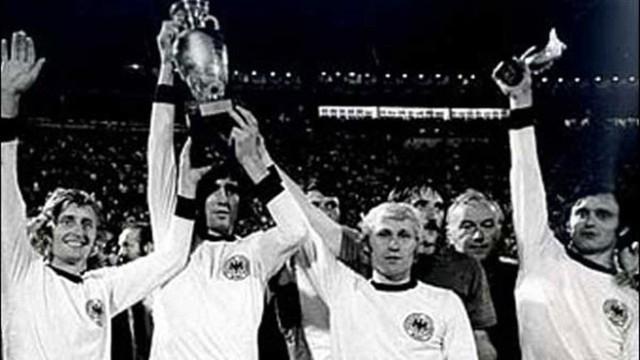 Tiệp Khắc vô địch EURO duy nhất vào năm 1976