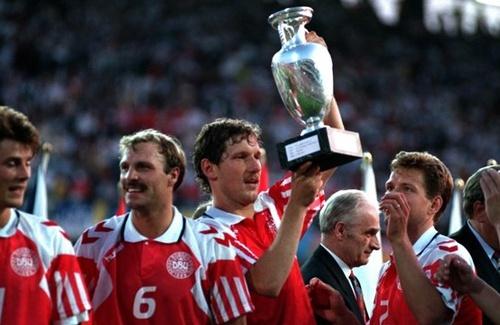 vô địch euro 1992