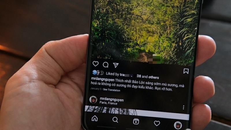 Người dùng Instagram tại Việt Nam có thể ẩn like bài viết, bạn đã thử?