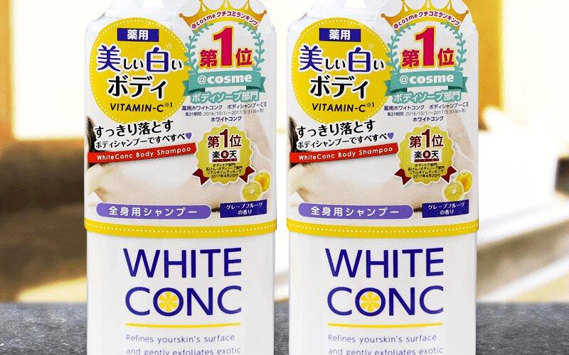 Sữa tắm White Conc Body Vitamin C