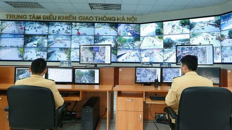 Trung tâm điều khiển giao thông Hà Nội