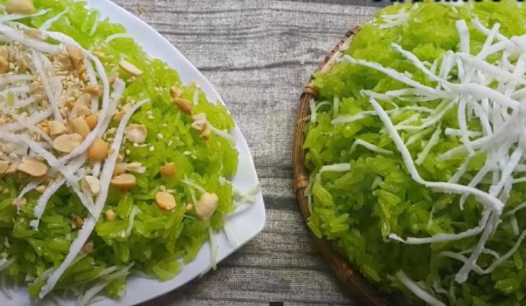 2 cách nấu xôi lá dứa dẻo thơm ngon trọn vị cực dễ làm