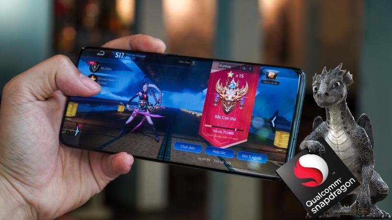 Xiaomi Mi 11 5G dùng chip Snapdragon 888